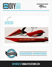 TigerShark Daytona 770 900 RED SeatSkin Cover 93 94 95+ FREE EMAILED PDF MANUAL!