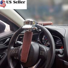 Universal Auto Car Anti-Theft Security Rotary Steering Wheel Lock Top Mount SUV
