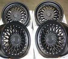"""18"""" MB 8.0J Dare RS Alufelgen für Audi A4 A5 A6 A7 A8 Q3 Q5 Q7 Coupe"""