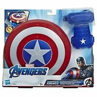 Marvel Avengers Captain America Blast Magnetic Shield and Gauntlet Toy
