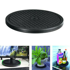 """10"""" 360° Multipurpose Rotating Turntable Rotated TV Clay Sculpture Turntable"""