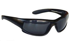 Sportbrille Sonnenbrille Fahrrad Brille Schwarz Black verspiegelt Radbrille M1