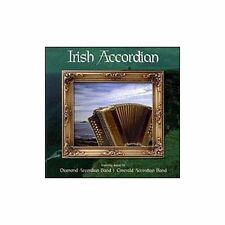 Irish Accordion by Various Artists (CD, Feb-2000, Compose Records)