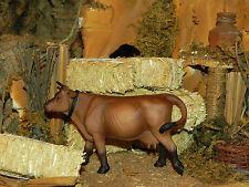 "Jersey Cow Figurine for 3.5"" Nativity Scene Farm Animal Pesebre Vaca Presepio"