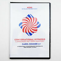 CONVERSATIONAL HYPNOSIS LANGUAGE PATTERN MASTERY Workshop Covert Hypnotism NLP