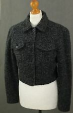 KENZO JEANS Ladies Grey COAT / JACKET - Size Medium - M