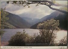 Irish Postcard Evening Upper Lake GLENDALOUGH Wicklow Traynor John Hinde 2/WW7