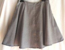 Knee-Length Wear to Work Women's Skirts Flare