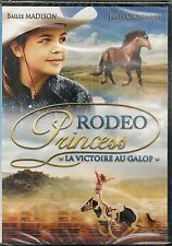 "DVD ""Rodeo Princess"" - Timothy Armstrong    NEUF SOUS BLISTER"