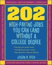 202 High-Paying Jobs You Can Land without a College Degree-ExLibrary
