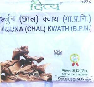 Patanjali Divya Arjun Kwath Arjuna (Chal) Heart, Chest Disorders 100g