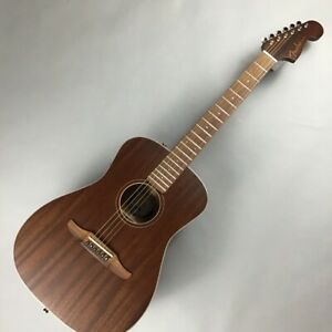 *NEW* Fender Malibu Special Natural Acoustic Guitar Small Body Short Scale W/GB