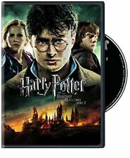 Harry Potter and the Deathly Hallows, Part 2 [DVD] [2011] NEW!