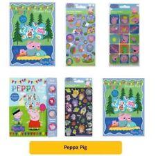 Dolcetti ed elementi di compleanno bambino per cotillon per feste e party, tema Peppa Pig