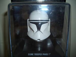 SWH22 REPUBLIC CLONE TROOPER PHASE I BUST STAR WARS NEW GEONOSIS
