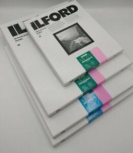 Ilford Multigrade FB Photographic Paper Lot