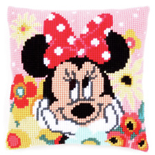 De Disney Minnie Mouse 'Daydreaming' Kit Cojín de Punto de Cruz
