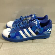 ADIDAS Adicolor BL3 Toy2R Century Lo Mens UK 10 Blue New with Tags