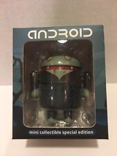 "Google Android Mini Collectible "" Power Vampire "" HALLOWEEN New in open box!"