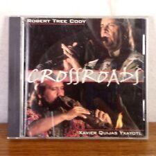 Robert Tree Cody / Xavier Quijas Yxayotl Crossroads CD Album Native American M-