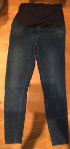 Next Maternity Skinny Jeans Size 12 Long