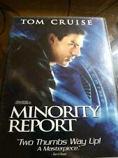Minority Report Dvd Movie