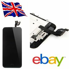 """For Black iPhone 6 4.7"""" Replacement LCD Touch Screen Digitizer Camera HomeButton"""