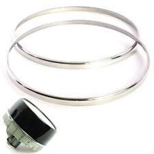 Laverda SF1000 1200 JOTA Bördelringe Tachometer Drehzahlmesser Crimp Ring Gauges