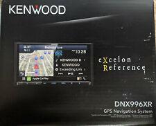"NEW KENWOOD DNX996XR 6.75"" HD Screen Navigation CD/DVD Car Audio Receiver"
