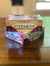 ⭐️👀2019-2020 Panini Prizm NBA Retail Pack from Box Zion Ja Rookie BOX #3+4👀⭐️