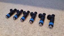 6 Fuel Injectors BMW E36 E46 M50 M52 S50 M3 TURBO 850cc 80lb Deka Replacment