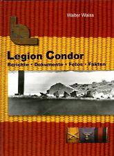 Legione Condor volume 4, Brigate internazionali, Luftwaffe, Legión Condor, Spagna