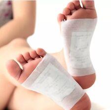 10 PCS Detox Foot Pads Patch Detoxify Toxins Fit Health Care Detox Pad