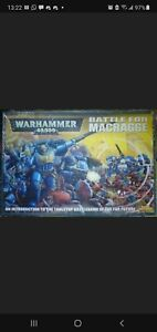 Warhammer 40k battle for macragge tyranids unit  army plus extras