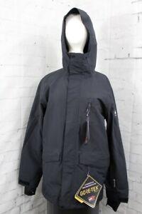 Quiksilver Mission 2L GoreTex Snow Shell Jacket, Men's Medium, Black New 2020