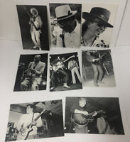 Lot of 8 Blues music Post Card Buddy Guy Stevie rAy Vaughn Albert King Collins