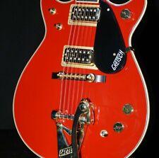 Gretsch G6131T-62VS Mint 2019 Red Jet Firebird Electric Guitar Hardshell Case In
