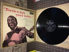 """Al Jolson. """"Rock-a-bye your baby..."""" LP.   Brunswick LAT 8514. VG++"""