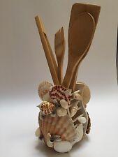 Porta utensili cucina CONCHIGLIE SEA  ARREDO casa mare HOME REGALO GIFT