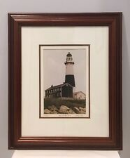 Stanley Julian Photograph Montauk Point Lighthouse NY Signed Numbered Limited Ed