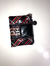 Vera Bradley Double Zipper Comparment Around Wallet in Floral Retired Pattern