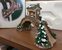 Dept 56 Dickens Village 2000 Abington Canal Series ABINGTON BRIDGE 58536
