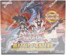Yu-Gi-Oh Mystic Fighters Booster Box - Kitchen Dragonmaid