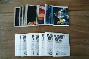 Merlin WWF Stickers from 1991 - VGC! - Pick The Stickers You Need!