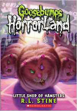 Little Shop of Hamsters (Goosebumps Horrorland), New, Stine, R.L. Book