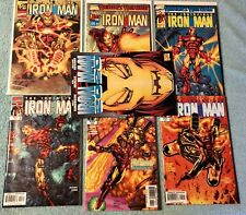 IRON MAN ½ 1 2 3 4 5  Iron Man 2020 CGC it AVENGERS Thor Captain America COA Lee