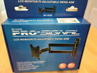 Pro-Signal LCD Monitor/tv Adjustable swing arm picture