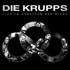 Live Im Schatten Der Ringe (wbr) 0884860151375 by Die Krupps CD