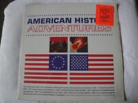 WONDERLAND RECORDS AMERICAN HISTORY ADVENTURES 1974 VINYL LP PAUL REVERE, BELL