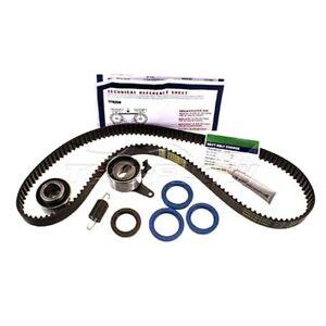 Tru-Flow Timing Belt Kit TFK050 fits Mazda 323 1.6 4WD (BF), 1.6 GT Turbo 2WD...